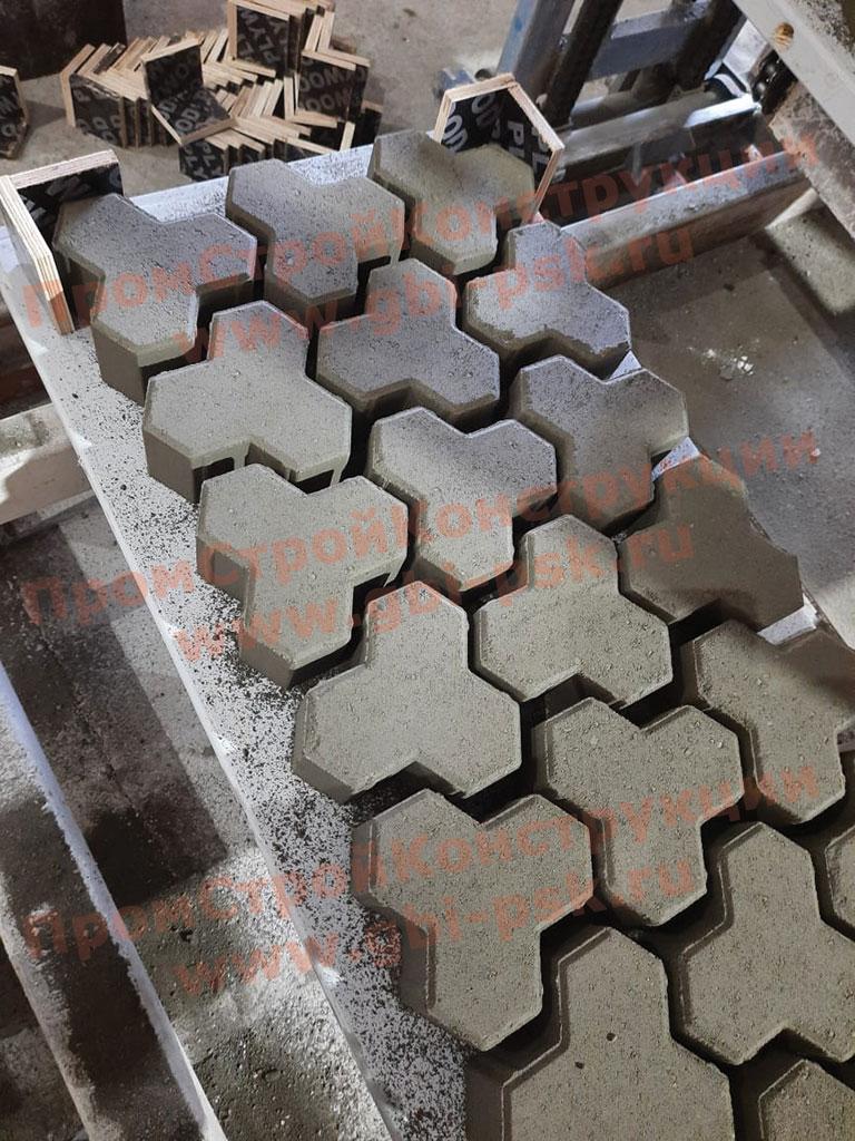 Производство тротуарной плитки — наращиваем выпуск третий раз за сезон 2021